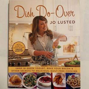 3/$20 NWT Dish Do Over Jo Lusted Cookbook